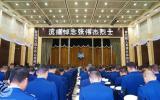 上千群众泪别消防英雄 张伟杰烈士遗体告别仪式在福州举行