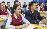 高校开设四川方言课,共16个学时,每周上一次课