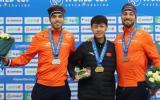 首夺世界杯1500米金牌!宁忠岩改写中国速滑历史