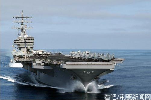 美三航母部署东亚到底要干什么?