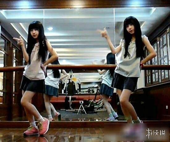 台湾最美双胞胎,自小就是美女胚子!