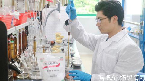 广药集团板蓝根二次开发取得新突破 板蓝根改良型新药加速开发