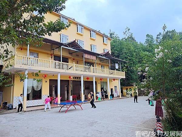 武隆仙女山:美谷香村生态农家乐 避暑度假最佳去处